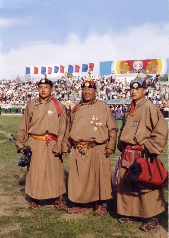 Х.Баянмөнхийнхэн & Монголын бөхийн холбоо