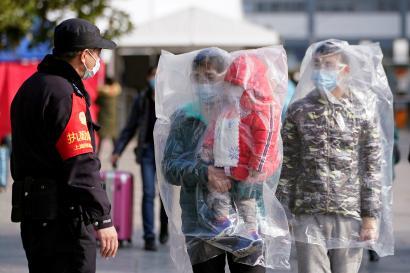 Хятадад вирус хувиран шинэчлэгдэж байна
