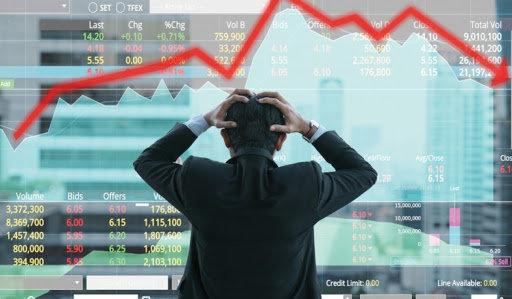 Цар тахал ба санхүүгийн хар зах
