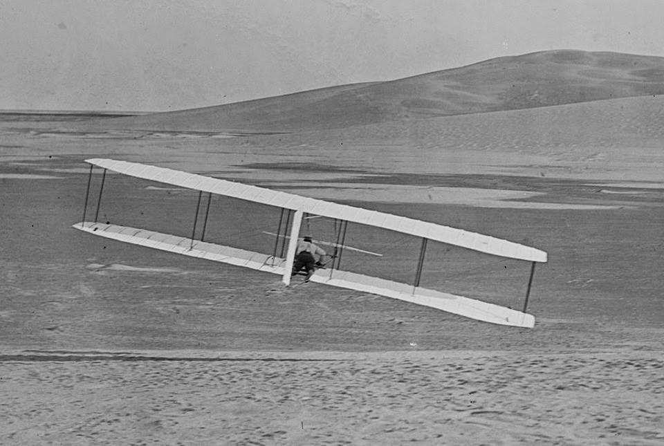 Анхны онгоц