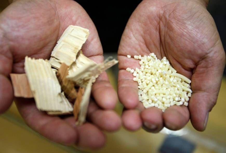 Японы судлаачид металлаас хөнгөхөн, металлаас бат бэх модон материал бүтээжээ