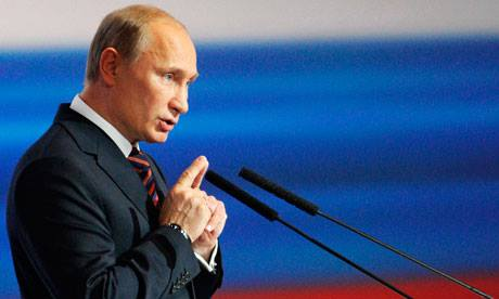 Оросын Ерөнхийлөгчийн нууц хэл
