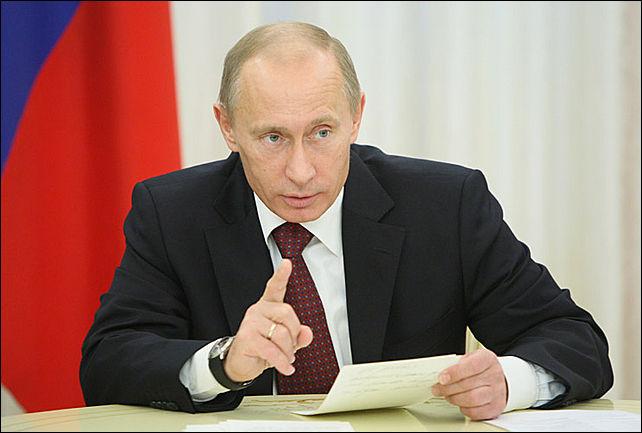 В.Путин: АНУ биднийг эрхшээлдээ оруулахыг зорьж байна