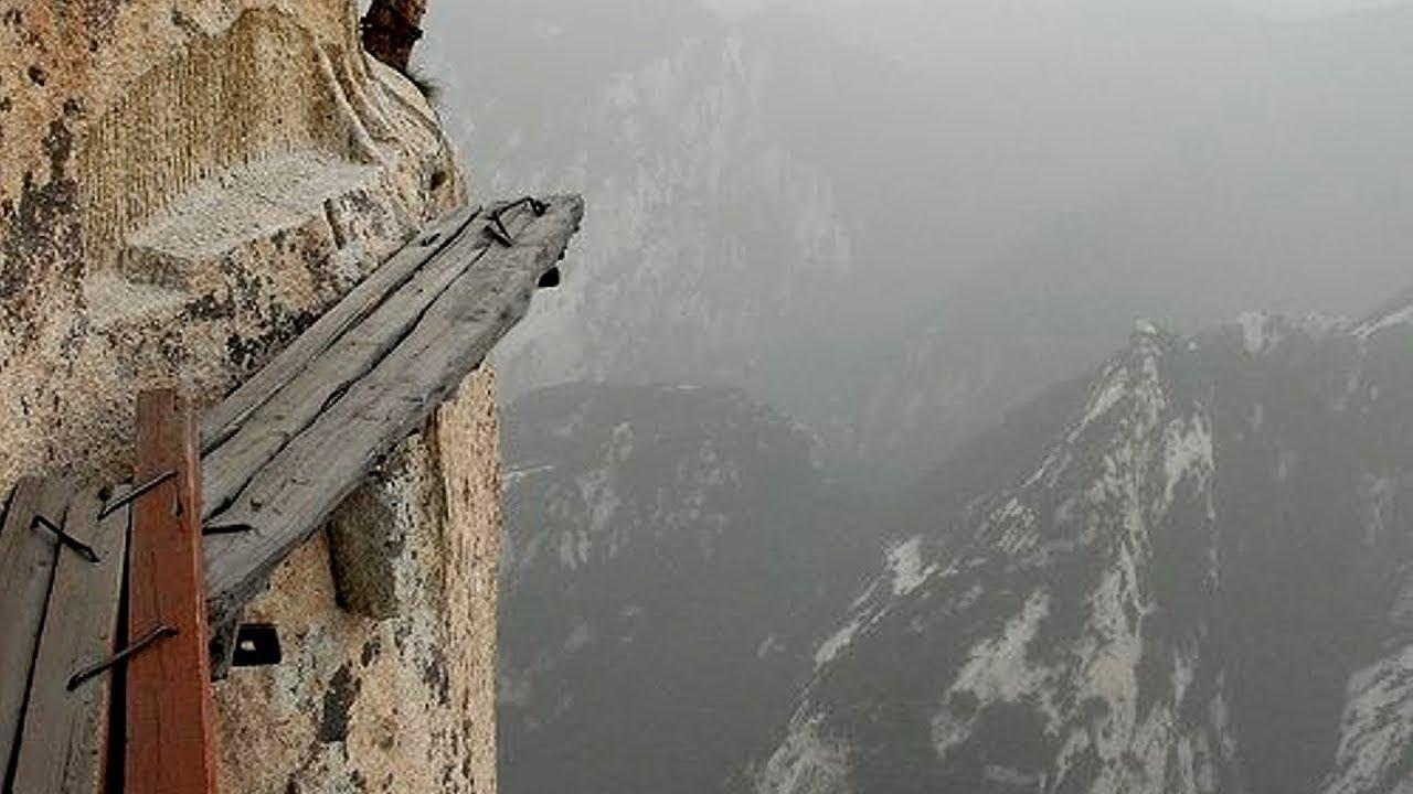 Дэлхийн хамгийн аюултай 10 уулын зам /видео/