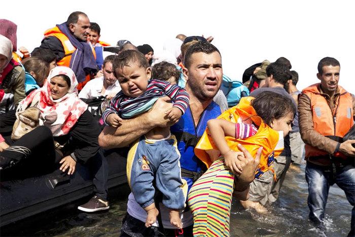 АНУ-ын мужууд Сирийн дүрвэгчдийг хүлээж авахаас татгалзлаа