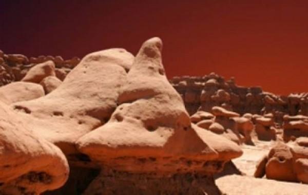 Ангараг гаригт далай байсан нь тогтоогджээ