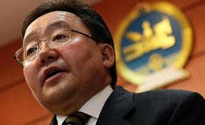 Монгол Улсын Ерөнхийлөгч Ц.Элбэгдорж Японд ажлын айлчлал хийгээд эх орондоо ирлээ