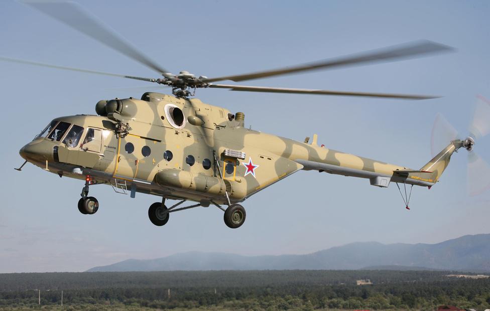 Москва орчимд Ми-8 нисдэг тэрэг осолдож, нисэх багийн гишүүд нь амь үрэгджээ