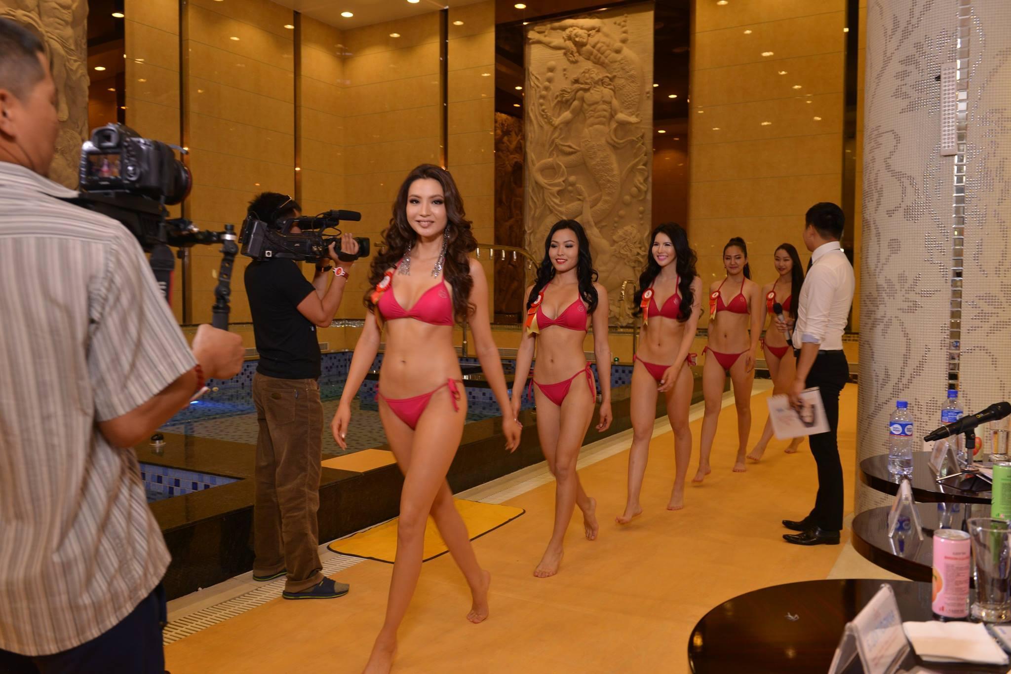 Miss World Mongolia 2015 тун удахгүй үндэсний ялагчаа тодруулах гэж байна