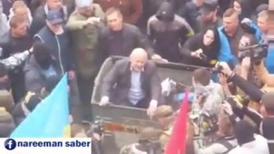 Украинчууд худал хэлдэг улстөрчидтэй ингэж хариуцлага тооцож байна