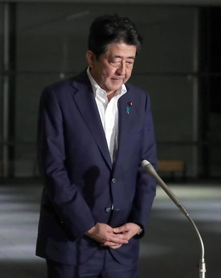 Японы ерөнхий сайд ард түмнээсээ уучлал хүслээ