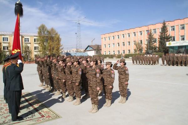 Монголын энхийг сахиулагчид Хойд Суданыг зориход бэлэн боллоо