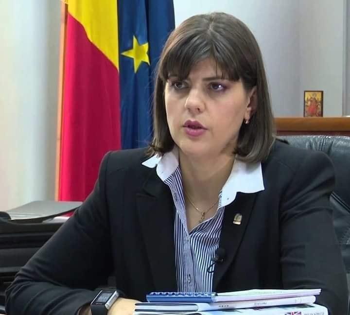 Румын улсын АТГ-ын дарга эмэгтэй эх орондоо амьд домог болж байна