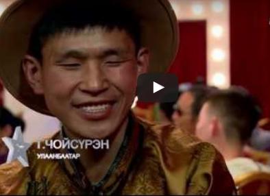 """Авьяаслаг Монголчууд: XD группын ерөнхийлөгч Г.Чойсүрэн """"Хөгжилтэй бичлэг"""""""