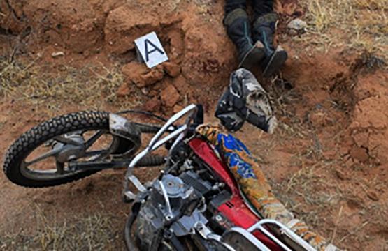 Сүүлийн таван жилийн хугацаанд мотоциклын ослоор 600 гаруй хүн нас баржээ