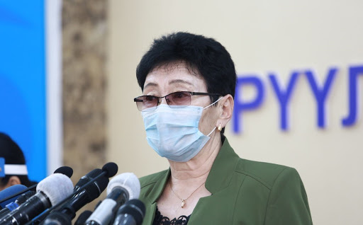 А.Амбасэлмаа: Өчигдөр нийт 611 хүнд шинжилгээ хийхэд бүгдэд нь коронавирус илрээгүй