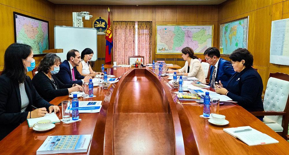 Дэлхийн банкнаас Монголд 50 орчим сая ам.долларын зээл, тусламж үзүүлнэ