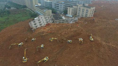 Хятадад байгалийн гамшиг болжээ VIDEO