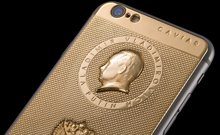 Путины хөрөгтэй iPhone-ыг хориглов