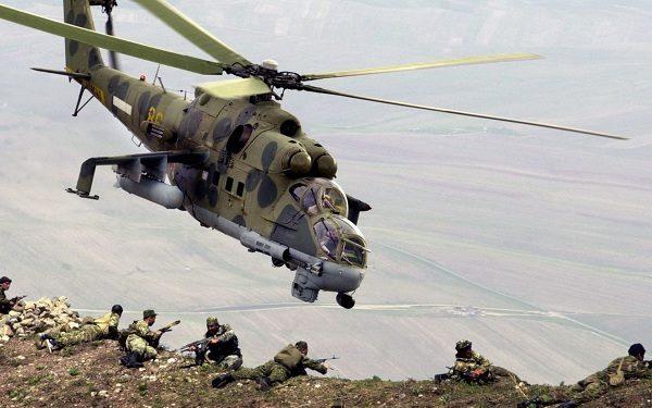 """Зөвлөлтийн алдарт Ми-24 """"Матар"""" вертолётыг танилцуулж байна"""