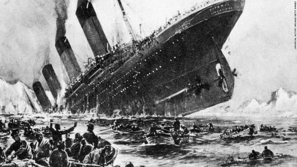 Титаник руу жуулчид аялна