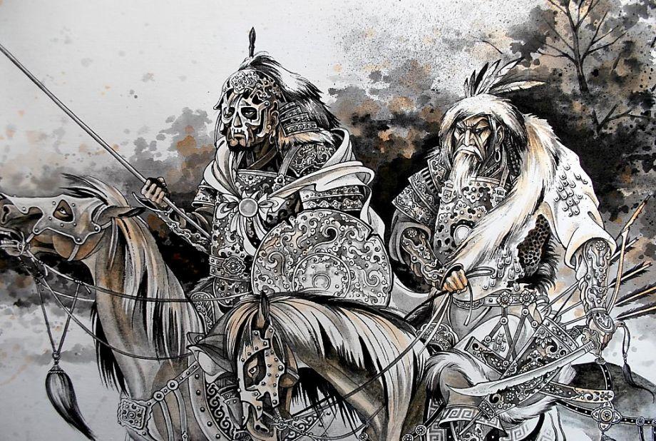 Дэлхийд тархсан Монгол цустнууд...
