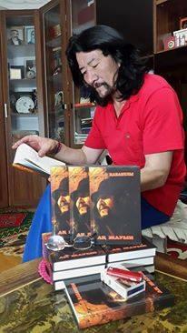 Зохиолч Хабааны Байытын бүрэн хэмжээний нэг боть шүлгийн түүвэр гарчээ