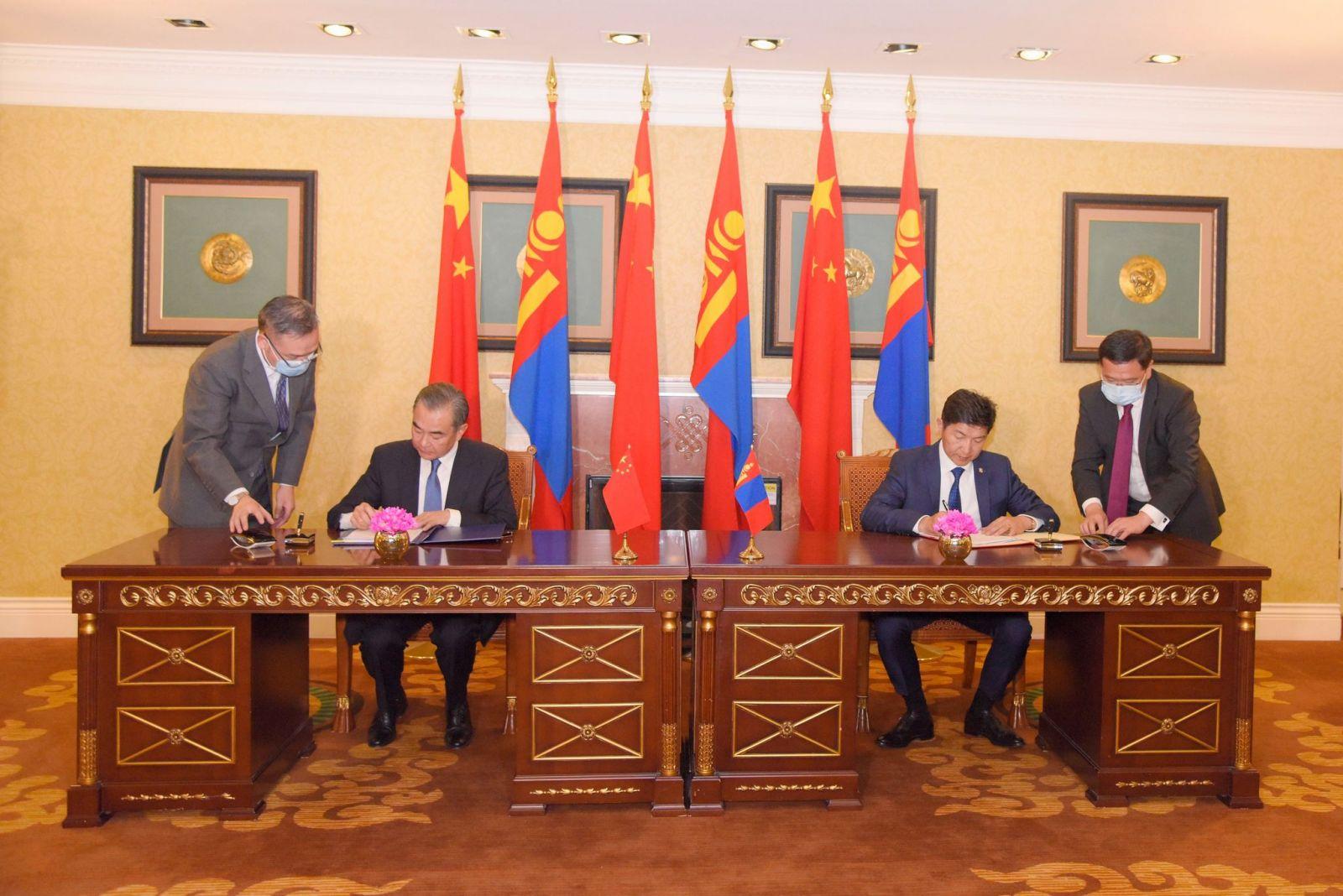 Монгол, Хятадын соёл, боловсрол, хүмүүнлэгийн хамтын ажиллагааг улам гүнзгийрүүлнэ