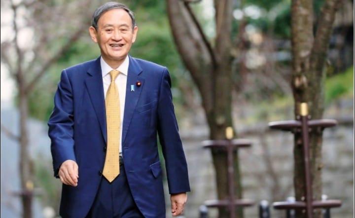 Сүга Ёшихидэ 72 насандаа Японы Ерөнхий сайдаар сонгогдлоо