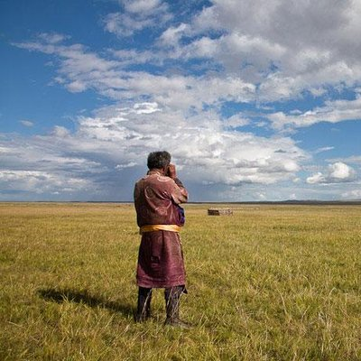 Малдаа дарлуулсан Монгол