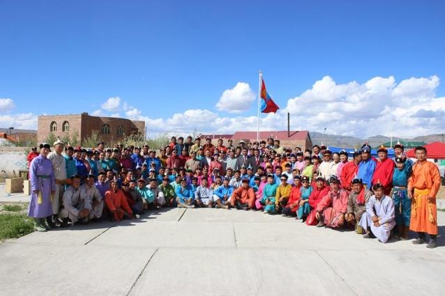 Үндэсний сурын улсын аварга шалгаруулах тэмцээн эхэллээ
