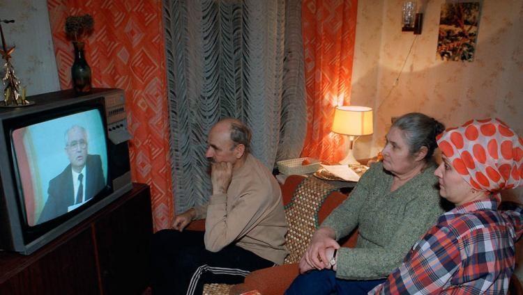 1990-ээд оны эхэн үеийн Орос орон (фото)