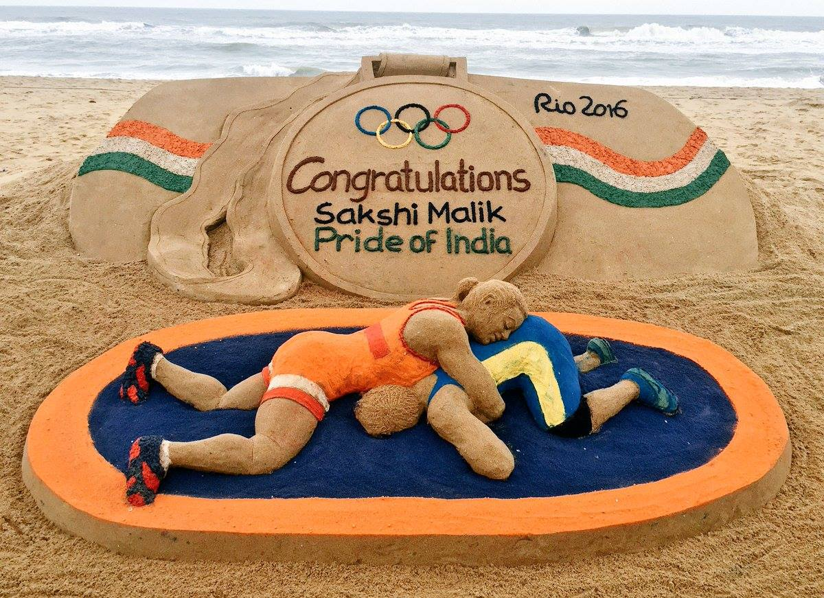 Олимпийн аваргадаа ийм бэлэг өгчээ