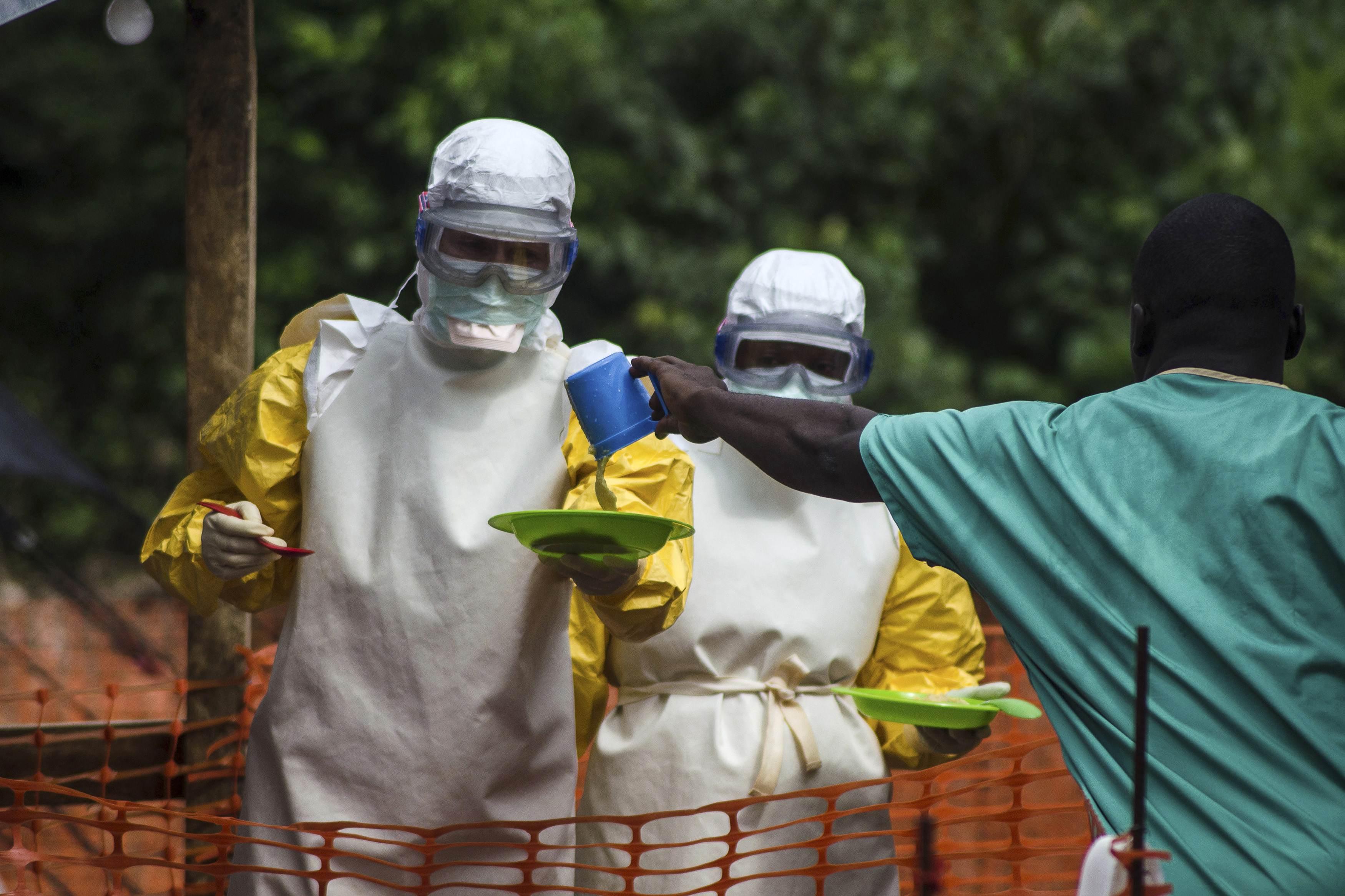 Эбола вируст халдвар дэлхий 9 улсад бүртгэгдсэн байна