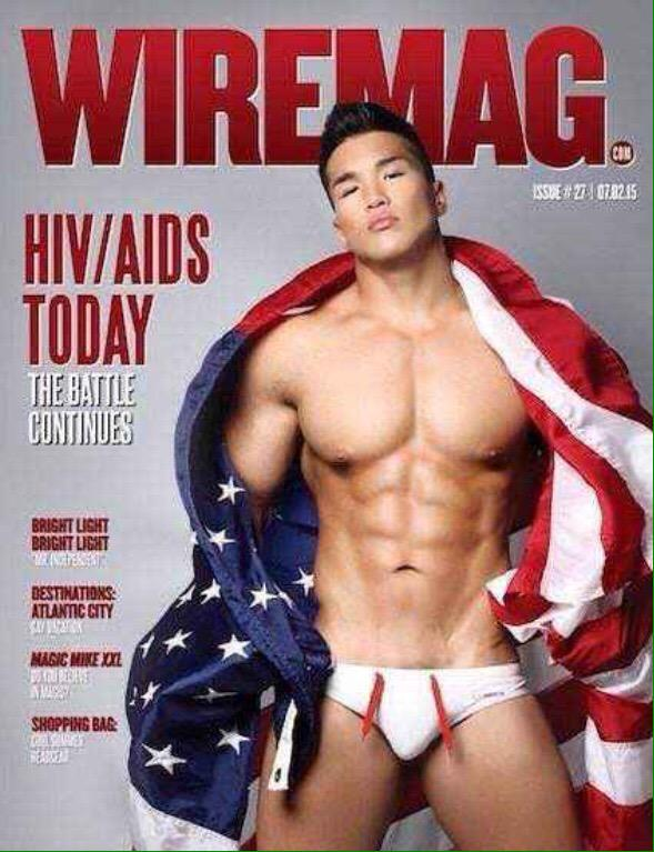 Монгол залуу Америк сэтгүүлийн нүүр царай боллоо