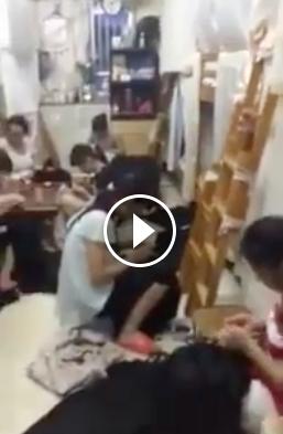 Ринго төвийн шугамаар Япон явсан охид уйлж байна (Бичлэг)