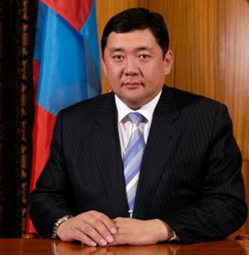 """Монгол Ардын намын дарга М.Энхболд """"Хүмүүн"""" цогцолборын нээлтэд оролцлоо"""