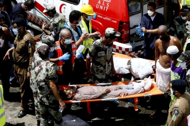 Саудын Араб улсад их мөргөлийн үеэр 700 гаруй хүн амиа алджээ