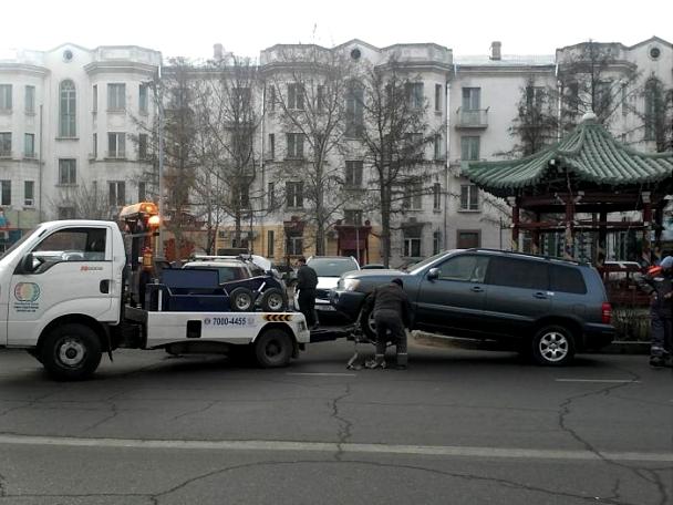 Зөрчил гаргасан  тээврийн хэрэгслийг зөвхөн цагдаагийн зөвшөөрлөөр ачиж, журамлана