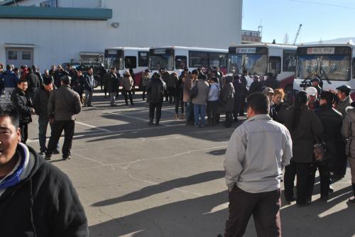 Автобусны компаниудад 10 тэрбум 700 сая төгрөгийн орлого шилжүүлжээ