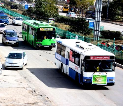 Түр зогссон автобусууд үйлчилгээнд явж эхэллээ