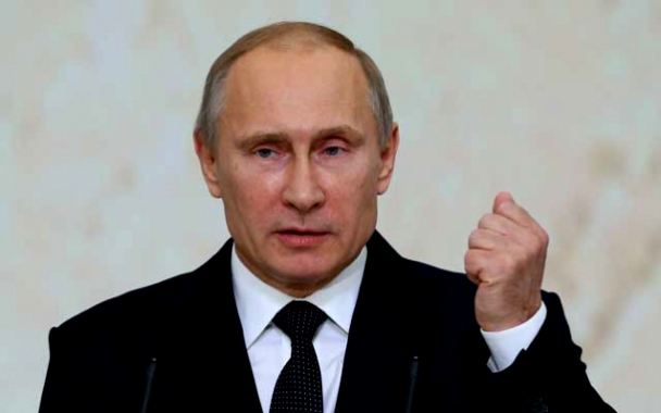 В.Путин: Халдлагыг үйлдсэн этгээдүүдийг дэлхийн хаана ч байсан олж илрүүлэн, шийтгэх болно