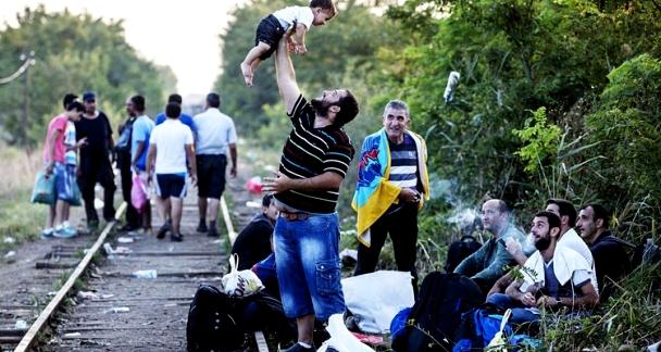 Дүрвэгсэд – мафийн том наймаа