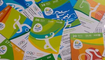 Олимпийн тасалбарын загварыг хуулбарлах боломжгүй