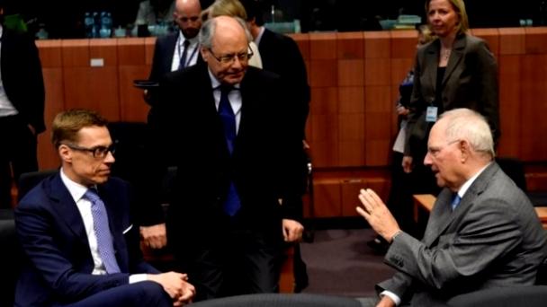 Еврогийн бүсийн Сангийн сайд нар Грект зээл олгохоор шийдвэрлэлээ