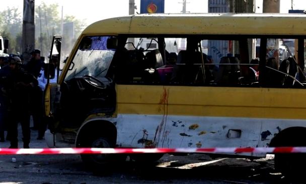 Кабулд амиа золиослогч этгээд 14 хүнийг хөнөөжээ