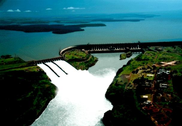 Парагвай-Бразилын УЦС дэлхийд тэргүүлж байна