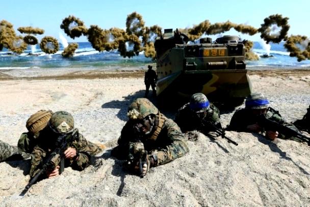 Хамтарсан цэргийн сургуулилтыг цуцлахыг Умард Солонгос шаардаж байна