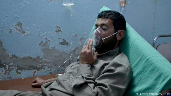 Химийн зэвсэг ашигласан гэж Сирийн Засгийн газрыг АНУ эрс буруушаав