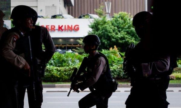 Индонезид номлогч руу халдсан этгээдийг баривчилжээ